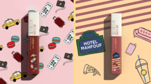 Léna Situations x Maybelline