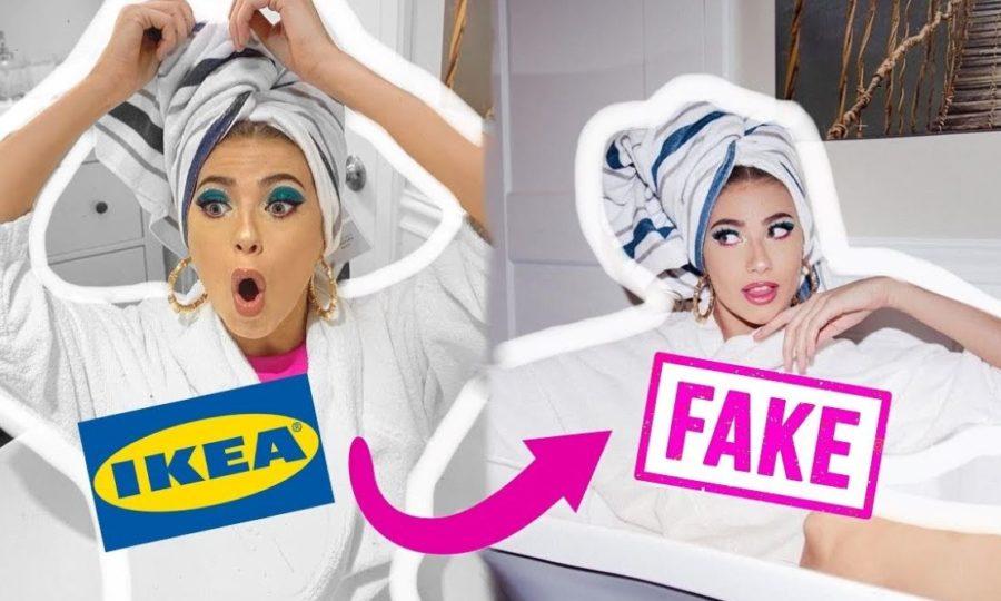 Natalia Taylor fake Bali