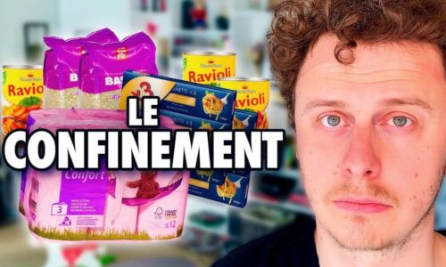 YouTubeurs séries sur le confinement