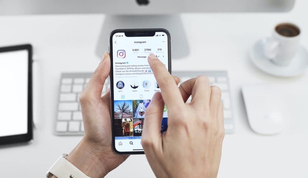 Instagram : les outils préférés des influenceurs